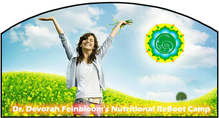 Dr. Devorah Feinbloom Nutrition re-boot camp